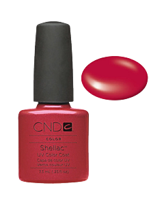 Shellac red Hollywood