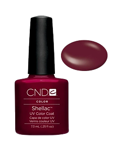 Shellac Red Decadence