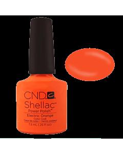 Shellac UV Polish Electric Orange  7.3 ML