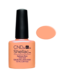 Shellac Salmon Run - Pink orange