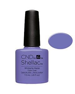 Shellac Wisteria Haze purple