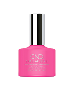 Shellac Luxe Gel UV Hot Pop Pink