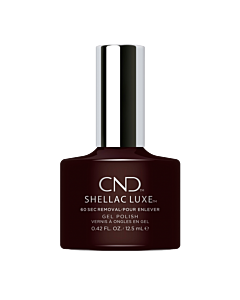 Shellac Luxe Gel UV Dark Dahlia