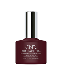 Shellac Luxe Gel UV Black Cherry