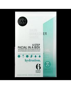Skin Forum 6 Step Facial in a Box Hydration