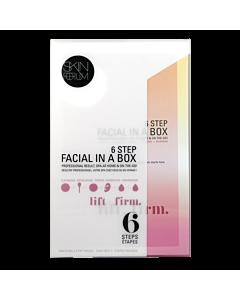 Skin Forum 6 Step Facial in a Box - Lift + Firm