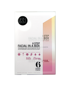 Skin Forum Facial raffermissant en Boîte 6 Étapes lift + firm