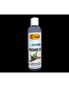Huile de Massage Menthe et Eucalyptus Spa redi