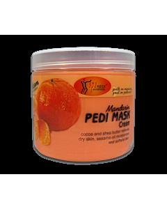Masque Crème Mandarine 16 oz Spa Redi pédicure