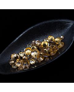 Valerie Duchamre Stones #9 Light Topaz