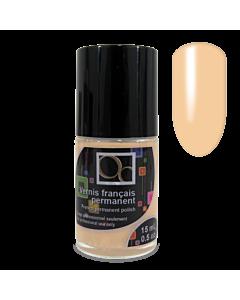 Nude Peach - French Permanent Polish 15ml
