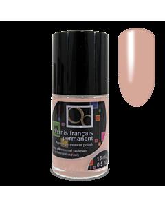 Dusty Pink - French Permanent Polish 15ml