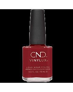 Vinylux Nail Polish red blood