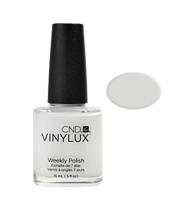 vinylux blanc french manucure