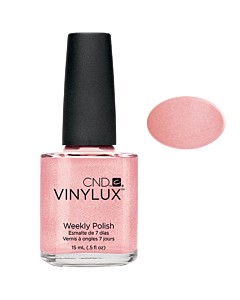 vinylux rose french manucure