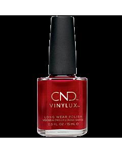 Vinylux nail polish Red Baroness