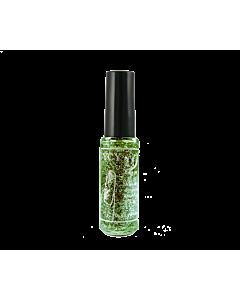 Vernis Nail Art Glitter Vert Foncé #223