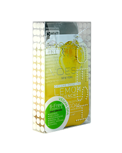 4 steps pedi in a box Voesh Lemon
