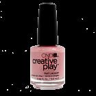 CND Creative Play Polish #406 Blush On U - bottle