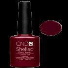 Shellac red Crimson Sash