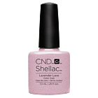 Shellac Lavender Lace Purple