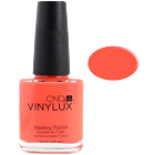 Vinylux Desert Poppy orange