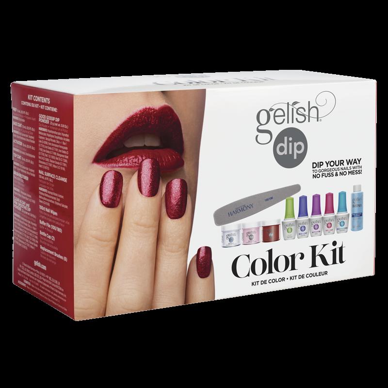 Gelish DIP System - Color Kit