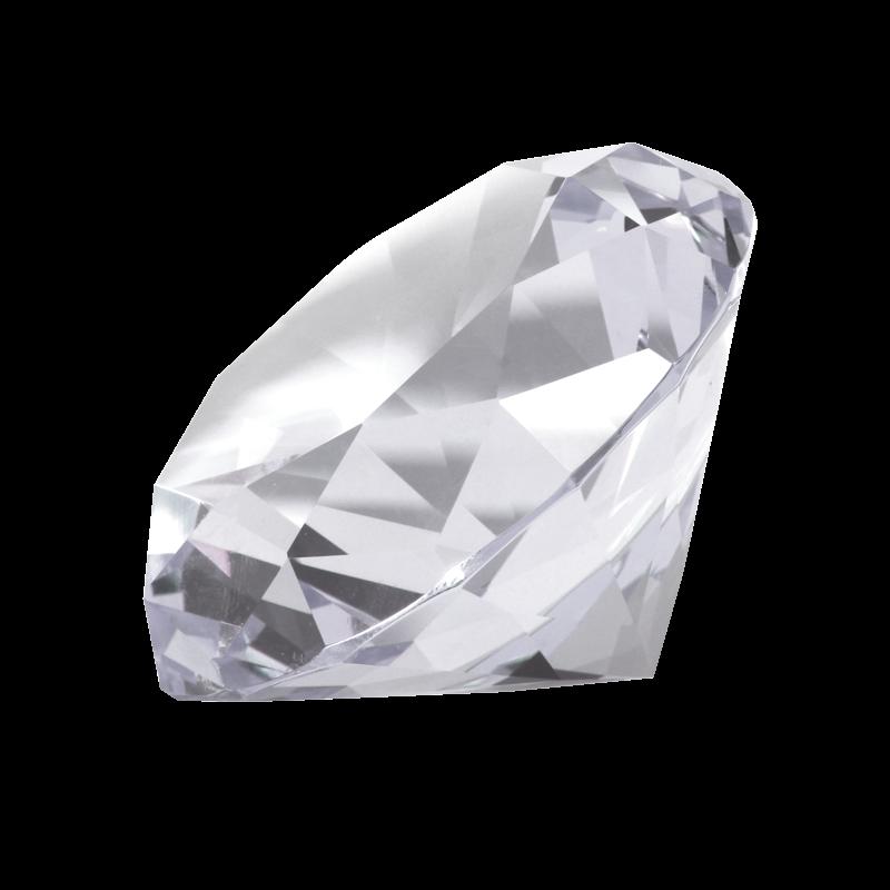 Nail Art Clear Crystal Diamond (60mm)
