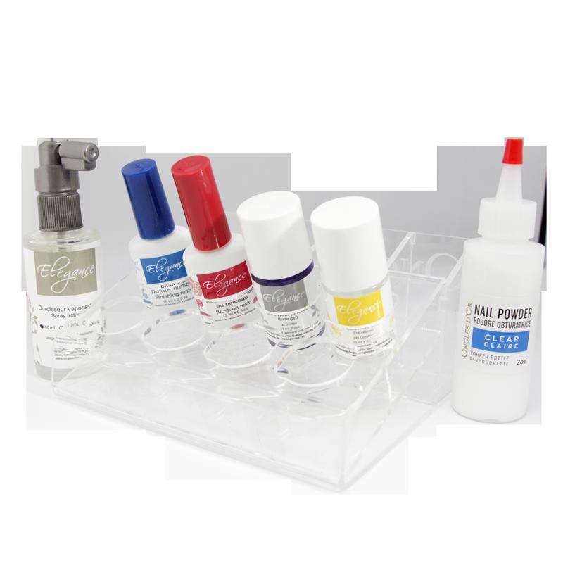 Elegance Resin Starting Kit - 1 Powder Kit + Display V2
