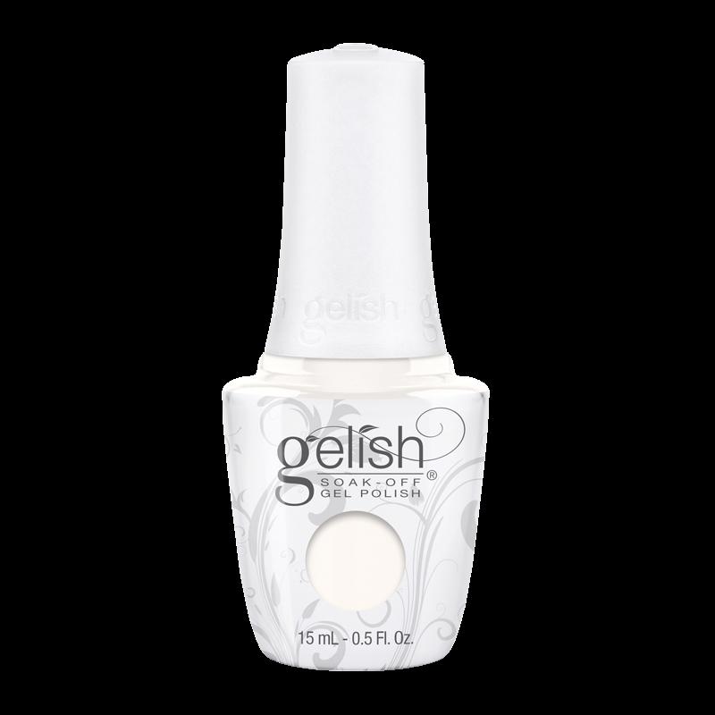 Gelish Gel Polish Sheek White 15mL