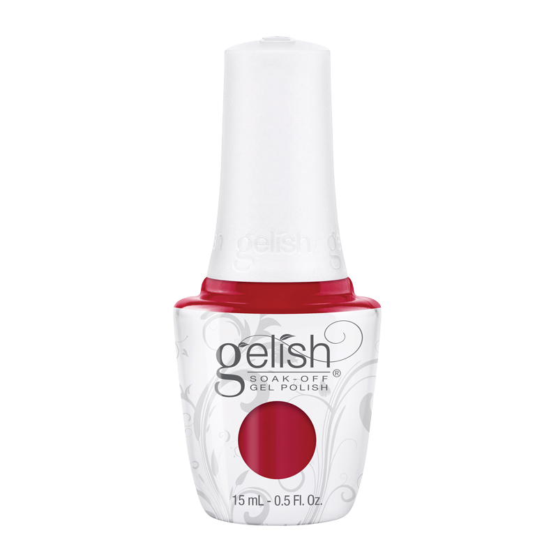 Gelish Gel Polish Red Roses 15mL