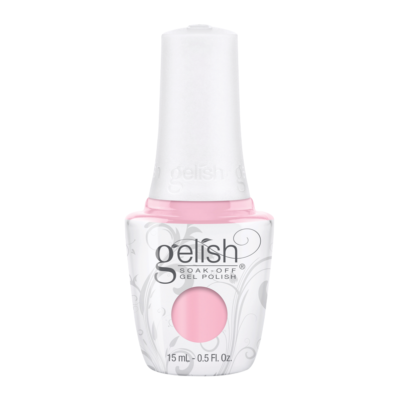Gelish Gel Polish Pink Smoothie 15mL