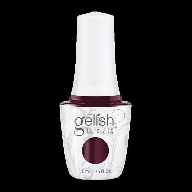 Gelish Gel Polishernis UV Black Cherry Berry 15mL