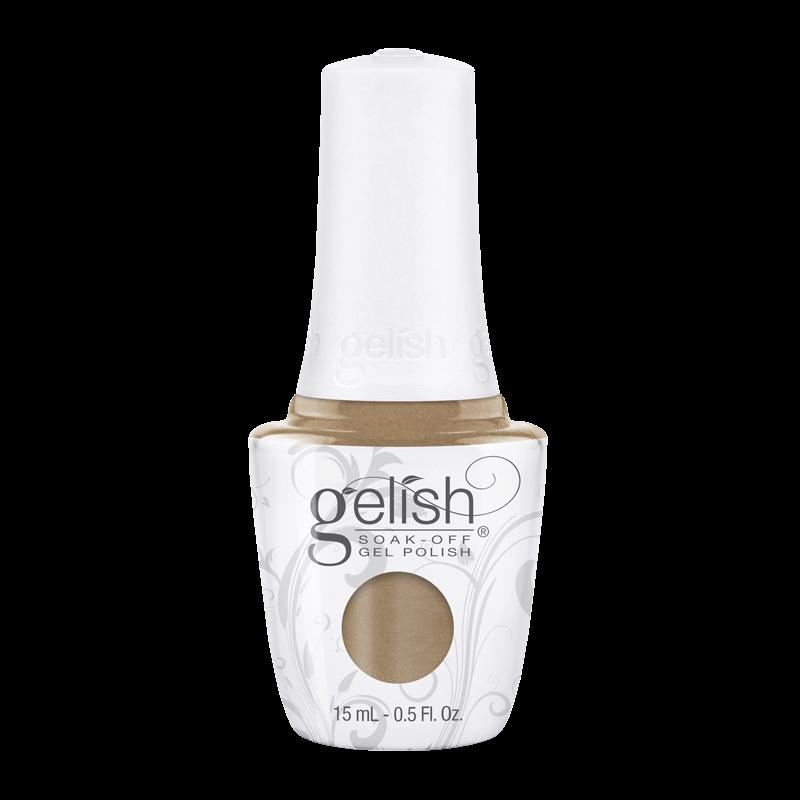 Gelish Gel Polish Taupe Model 15mL