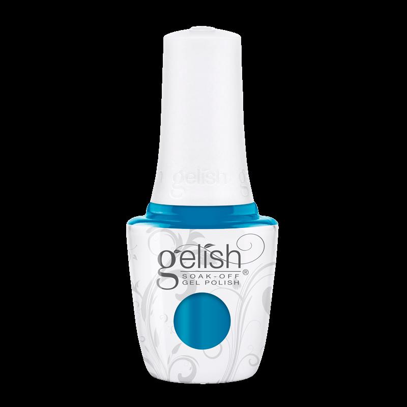 Gelish Gel Polish Feeling Swim-Sical 15 mL
