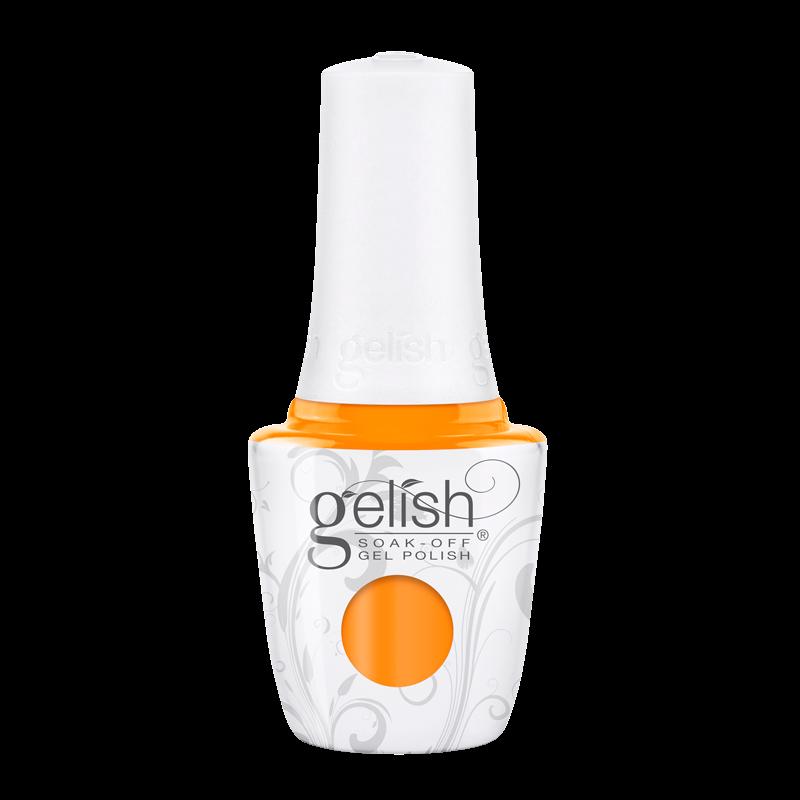 Gelish Gel Polish You've Got Tan-Gerine Lines 15 mL