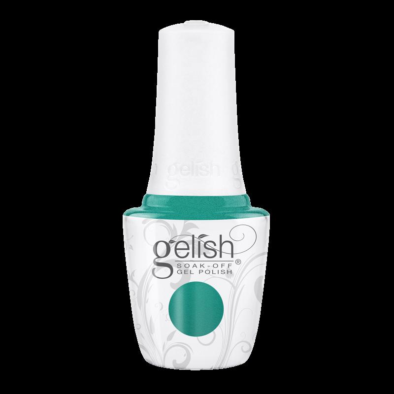 Gelish Gel Polish Sir Teal to You 15 mL
