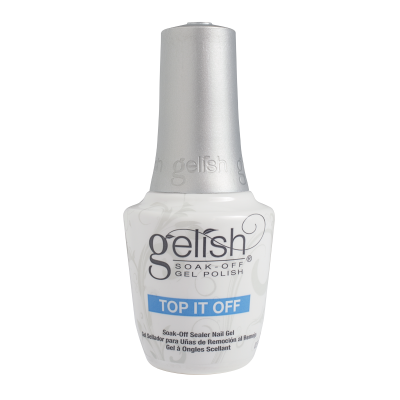 Gelish Gel Polish Top it Off (Gel Sealer) 15mL