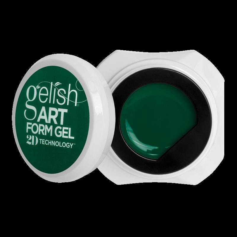 Gelish Art Form Gel - Essential Green 5g