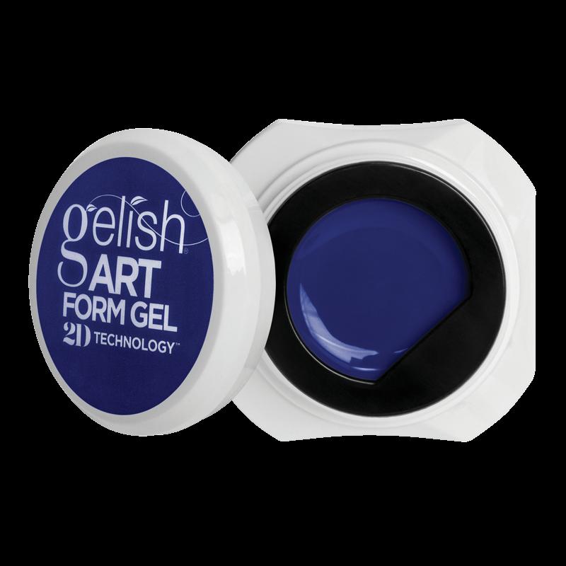 Gelish Art Form Gel - Essential Blue 5g