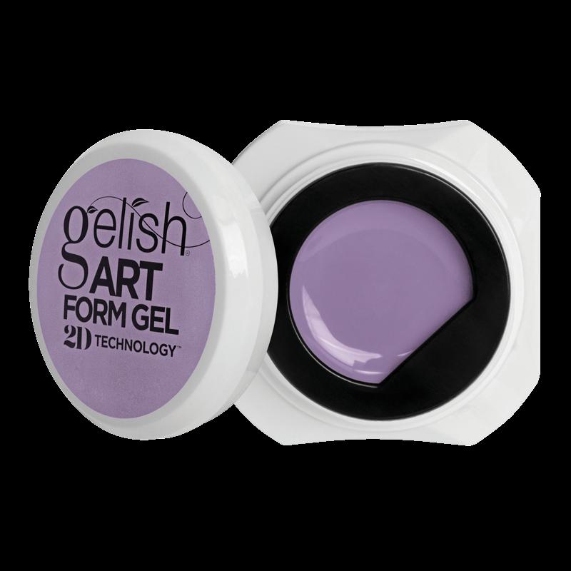 Gelish Art Form Gel - Pastel Purple 5g