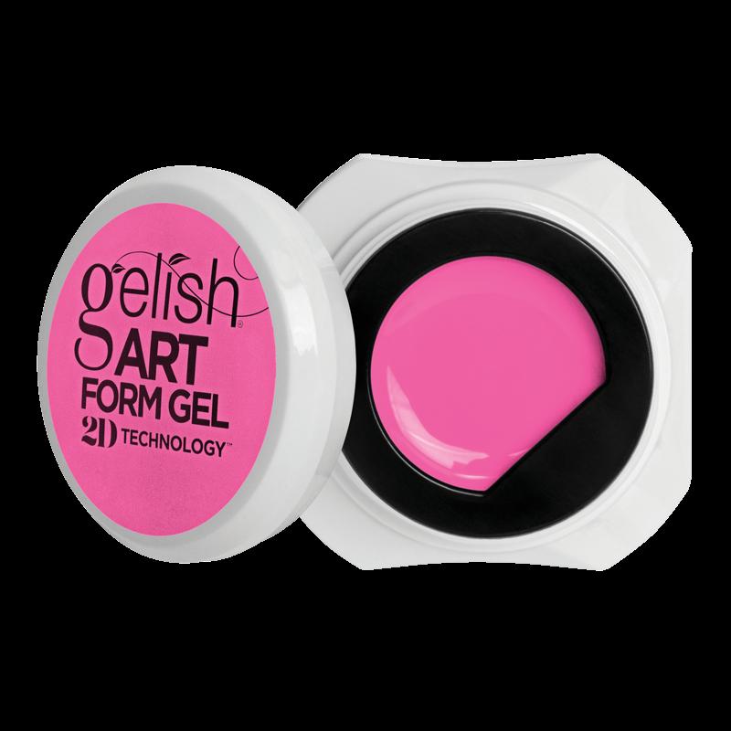 Gelish Art Form Gel - Pastel Dark Pink 5g