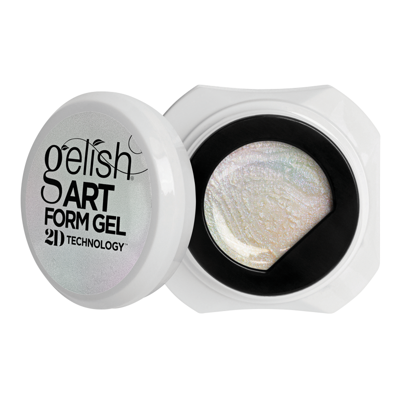 Gelish Art Form Gel - Effects Opal Metallic 5g