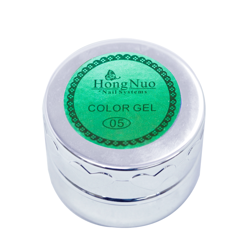 Line Drawing UV/LED Gel #05 Turquoise 8mL (Hong Nuo)