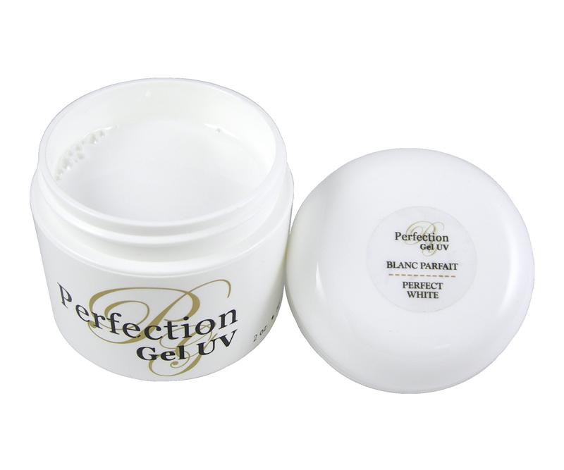 Perfection Perfect White UV gel 2 oz