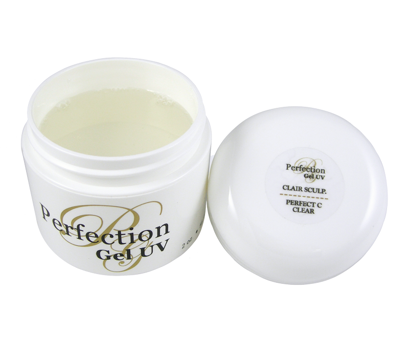 Perfection Perfect C Clear Sculpting UV Gel 2oz