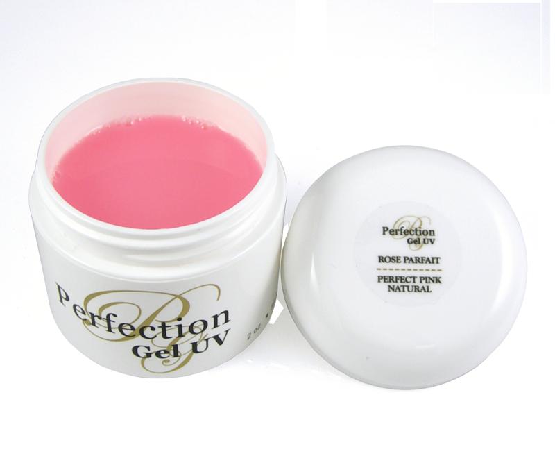 Perfection Perfect Pink Natural UV Gel 2 oz