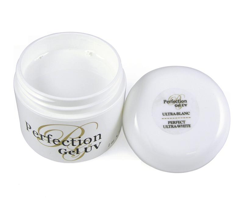 Perfection Perfect Ultra White UV Gel 2 oz