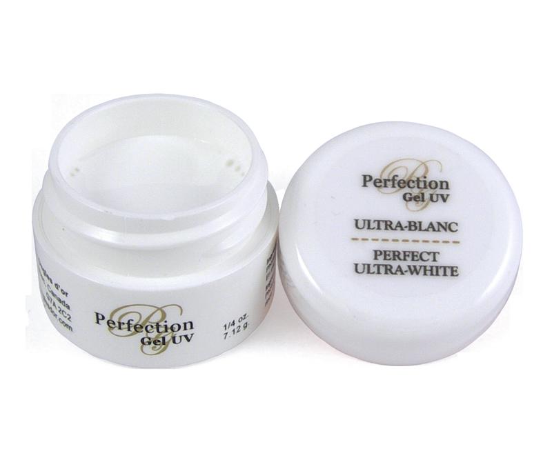 Perfection Perfect Ultra White UV Gel 1/4 oz