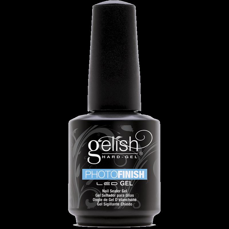 Gelish Hard Gel Photo Finish Sealer 15mL